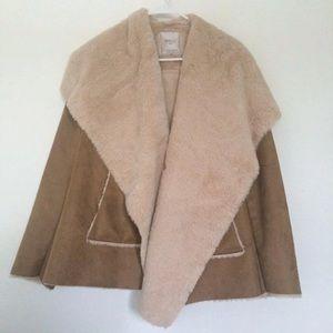 Zara trafaluc faux Jacket